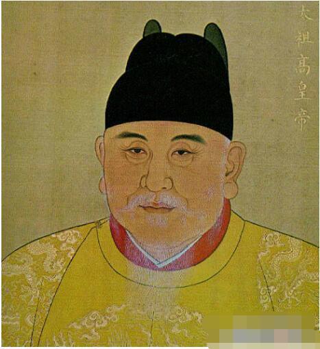 明朝皇帝列表及简介、图片、年号,历代皇帝列表